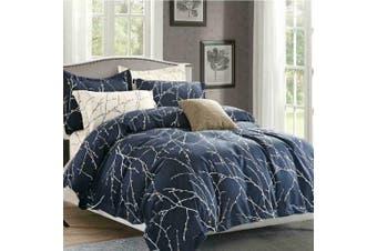 Bed Ultra Soft Quilt Duvet Doona Cover Set Bedding Pillowcase Seasonal - Single