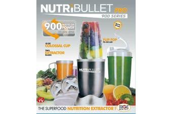 NutriBullet PRO 18 PCS 900W Vegetabl Juicer Blender Mixer Extractor Nutri Bullet