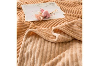Cuddly Solid Soft Warm Flannel Throw Sofa Bed Blanket Flannel Rug All Size 180x200cm-939