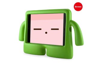 Kids Heavy Duty Stand Shockproof Case Cover For IPad2 3 4-Green