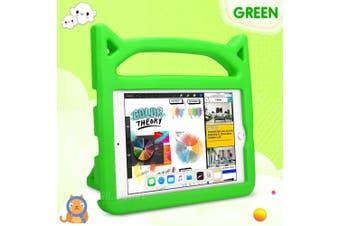 Heavy Duty ShockProof Kids Case Cover for iPad 6 5 iPad Mini1234-Green