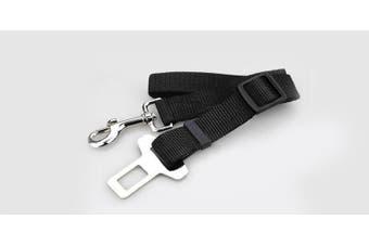 Adjustable Pet Car Vehicle Seat Belt Safety Seatbelt Harness Leash Lead Dog Cat