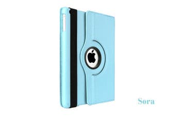 Smart 360 Rotate Leather Case Cover For Apple iPad Air 2nd Gen-SORA