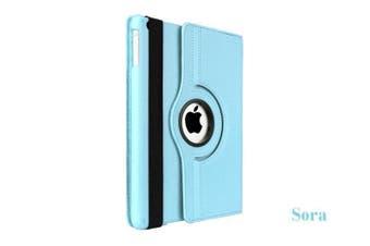 Smart 360 Rotate Leather Case Cover For Apple iPad Mini 5-SORA