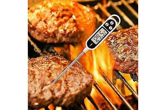 Digital meat Thermometer Fast instant Read BBQ cooking temp for Kitchen Outdoor meat Thermometer