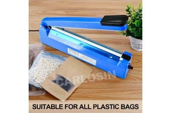 300mm Sealing Machine Electric Plastic Poly Bag Impulse Heat Sealer AU STOCK
