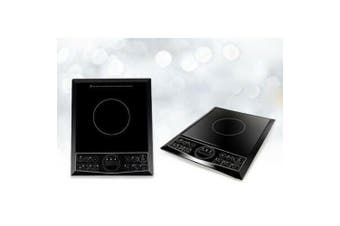 2000W Electric Induction Cooktop Hotplate Kitchen Cooker Hot Plate Portable-Model 2
