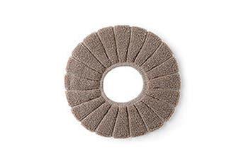 Cover VW Seat Bathroom Cushion Closestool Toilet Soft Pad Washable Warmer Mat - Grey