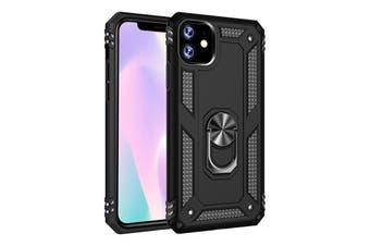 Max Case Premum Flexible Soft Anti Slip TPU Heavy Duty Cover for iPhone 11-Black
