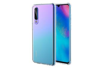 Huawei P30 Case Cover, Shockproof Crystal Clear Anti-falling For Huawei