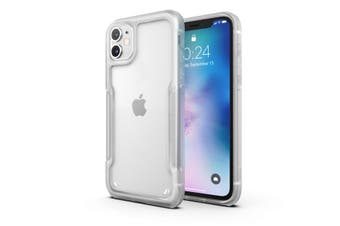 MAXSHIELD Slim Clear Heavy Duty ShockProof Case for iPhone 11-Clear