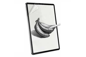 MAXShield Paper-Like Screen Protector Anti-Glare PET Film for iPad Pro 12.9 inch 2018-2Pcs
