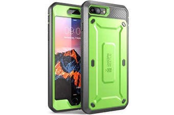 SUPCASE Heavy Duty TOUGH Full-body Rugged Case for iPhone 7 Plus-Green
