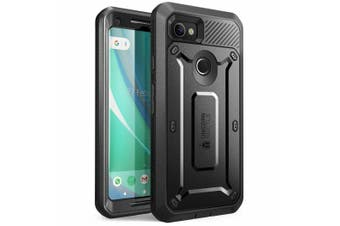 SUPCASE Heavy Duty TOUGH Full-body Rugged Case for Pixel-Black