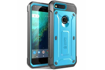 SUPCASE Heavy Duty TOUGH Full-body Rugged Case for Pixel-Blue