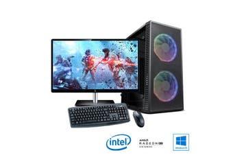 Intel 4-Core Esports Gaming PC: Core i5 2500   RX 570 4GB