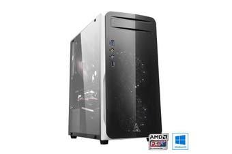 AMD Quad Core Home Office Desktop PC