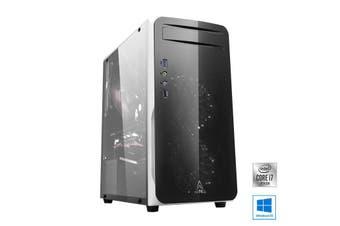 Intel 10th Gen Core i7 10700 Home & Office PC [10700-16-120-1TB-B460-550-W10]