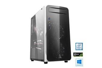 Intel Quad Core Gaming PC: Core i3 9100F   GTX 1650 4GB
