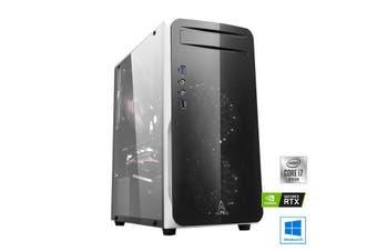 Intel 8-Core Gaming PC: Core i7 10700   RTX 2060 6GB [10700-2060-16-120-1TB-B460-750-W10]