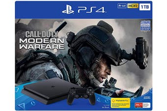 PlayStation 4 Console 1TB [video game]