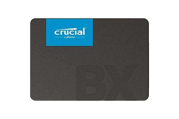 Crucial BX500 240GB 3D NAND SATA 2.5-inch SSD - CT240BX500SSD1