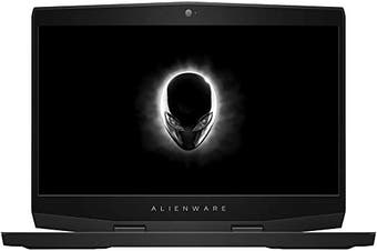 """Alienware M15-15.6"""" FHD Gaming Laptop Thin and Light, i7-8750H Processor, NVIDIA GeForce Graphics Card, 16GB RAM, 1TB Hybrid HDD + 128GB SSD, 17.9mm Thick & 4.78lbs (Renewed)"""
