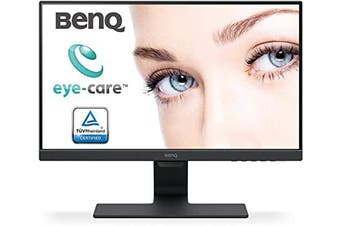 BenQ 21.5 Inch 1080p Eye-Care LED Monitor(GW2280), 1920x1080, High Contrast, Brightness Intelligence, Flicker-free, Speakers, Dual HDMI