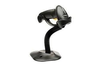 Motorola Symbol LS2208 Scanner (Zebra), with Bonus Free Stand and Cable