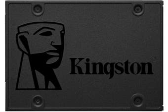 Kingston SA400 SSD 480GB 2.5-inch SATA3 TLC NAND Internal Solid State Drives