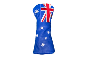 Australian Flag Fairway Wood Cover