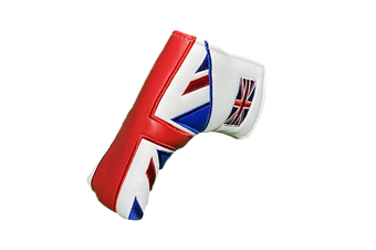 British Flag Blade Putter Cover