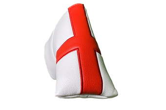English Flag Blade Putter Cover