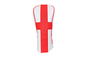 English Flag Driver Cover