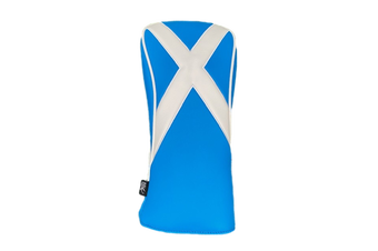 Scottish Flag Driver Cover