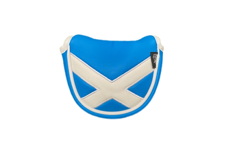 Scottish Flag Traditional Mallet Putter Cover