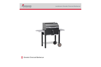 Landmann Dorado Charcoal Barbecue - 31401