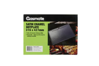 Barbecue Hot Plate BPE315 Satin Enamel Suits Platinum II BBQ