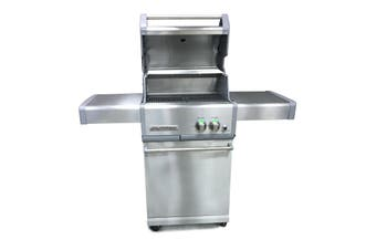 CROSSRAY Infrared 2 Burners Trolley Unit - TCS2PL