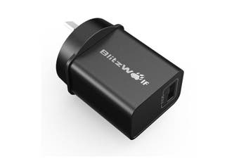 Blitzwolf BW-S9 AU Wall Charger with Qualcomm QC3.0