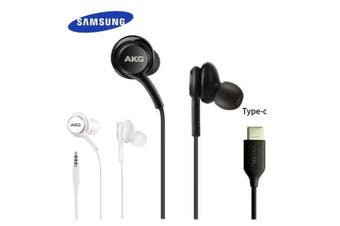 Original Samsung AKG EO IG955 Type C earphones - Black