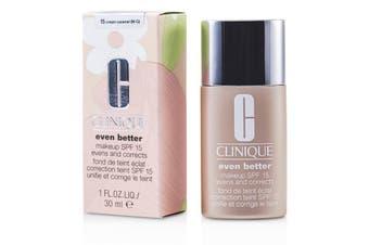 Clinique Even Better Makeup SPF15 (Dry Combination to Combination Oily) - No. 15 Cream Caramel 30ml/1oz