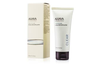 Ahava Time To Clear Facial Mud Exfoliator 100ml/3.4oz