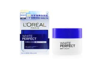 L'Oreal Dermo-Expertise White Perfect Fairness Control Moisturizing Cream Day SPF17 PA++ 50ml/1.7oz