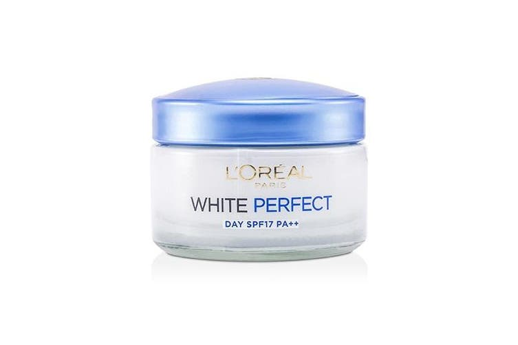 L'Oreal Dermo-Expertise White Perfect Fairness Control Moisturizing Cream Day SPF17 PA++ 50ml/1.7oz