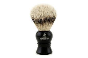 Truefitt & Hill Carlton Super Badger Shave Brush - # Ebony