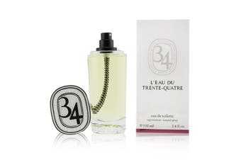 Diptyque 34 L'Eau Du Trente-Quatre EDT Spray 100ml/3.4oz