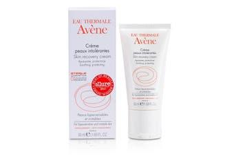Avene Skin Recovery Cream (For Hypersensitive & Irritable Skin) 50ml/1.69oz