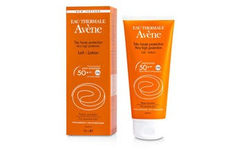 Avene Very High Protection Lotion SPF 50+ (For Sensitive Skin) 100ml/3.4oz