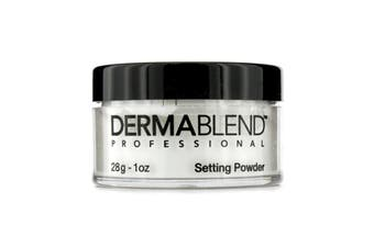 Dermablend Loose Setting Powder (Smudge Resistant  Long Wearability) - Original 28g/1oz